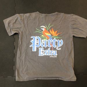 Party Pants, Party extra T-shirt